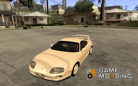 Toyota Supra RZ 1998 for GTA San Andreas