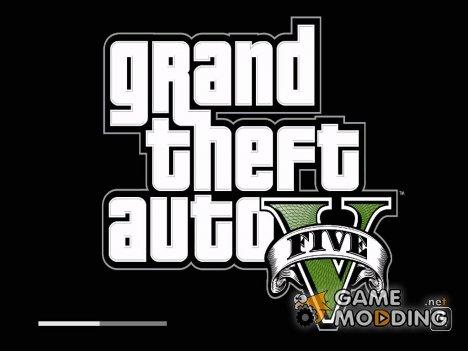 Загрузочные экраны GTA V for GTA San Andreas