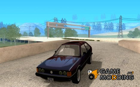 Volkswagen Scirocco Mk1 for GTA San Andreas