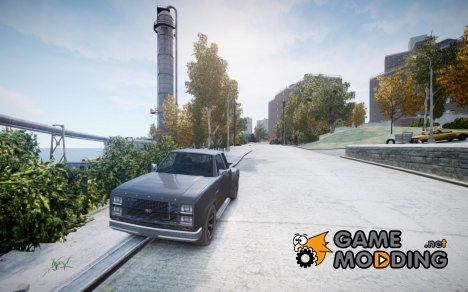 ENSeriesRealistic V0.82 Modified для GTA 4