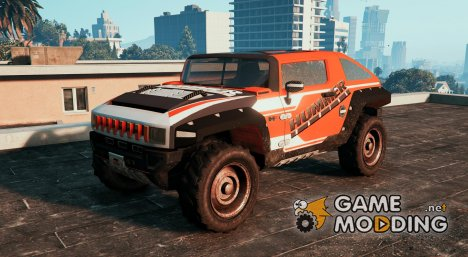 Hummer HX for GTA 5