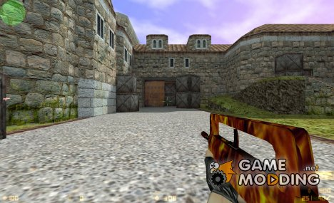 fire famas for Counter-Strike 1.6