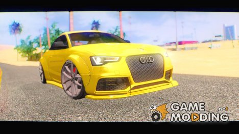 2014 Audi RS5 Liberty Walk Works для GTA San Andreas
