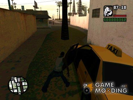 Замена музыки и звуков для GTA San Andreas