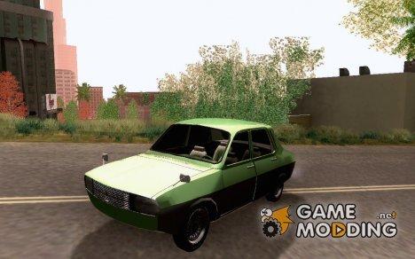 Dacia 1300 Retro Art for GTA San Andreas