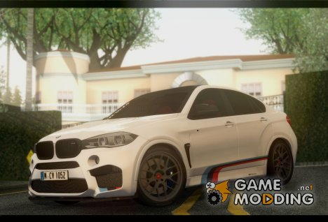 BMW X6M PML ED for GTA San Andreas