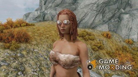 Chitin Goggles для TES V Skyrim
