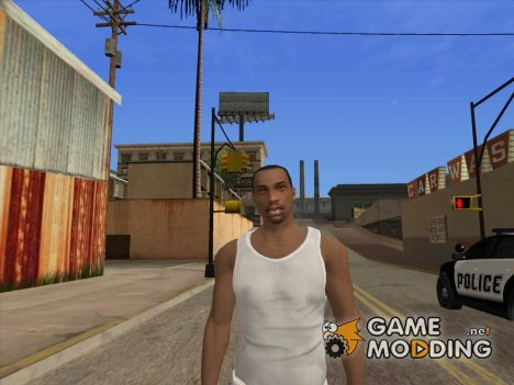 Carl Johnson INSANITY for GTA San Andreas