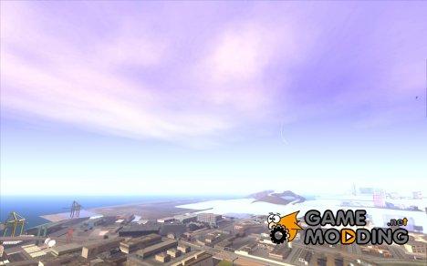 Timecyc BETA 2.0 for GTA San Andreas