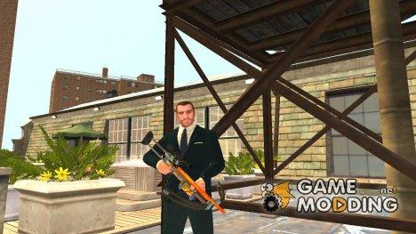 Crossbow из Half-Life for GTA 4