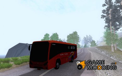 Marcopolo Ideale 770 - RURAL TOURS 10607 for GTA San Andreas