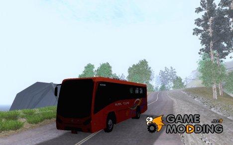 Marcopolo Ideale 770 - RURAL TOURS 10607 для GTA San Andreas