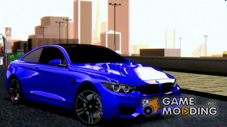 BMW M4 F82 for GTA San Andreas