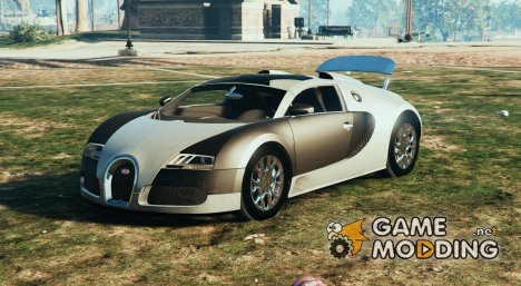 Bugatti Veyron - Grand Sport V2.0 for GTA 5