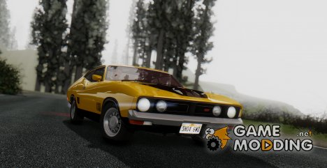 Ford Falcon 351 GT AU-spec (XB) для GTA San Andreas