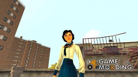 Элизабет для GTA 4