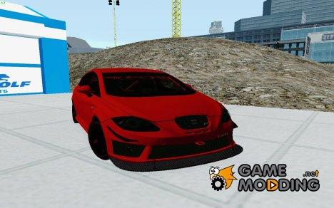 Seat Leon Cupra R для GTA San Andreas