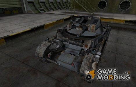 Немецкий скин для PzKpfw II для World of Tanks