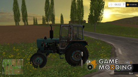 UMZ 6KL v 2.0 FL для Farming Simulator 2015