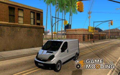 Vauxhall Vivaro v0.1 для GTA San Andreas