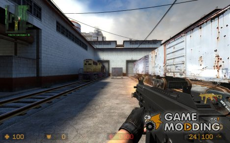 HellSpike/Cyper UMP45 for Counter-Strike Source