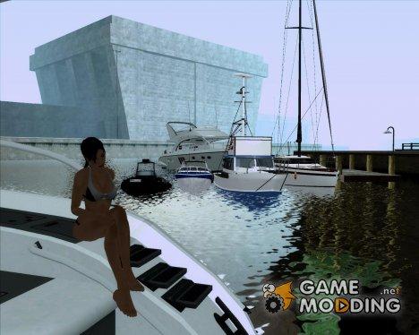 Лучший транспорт из GTA III, GTA IV и GTA V (2) для GTA San Andreas