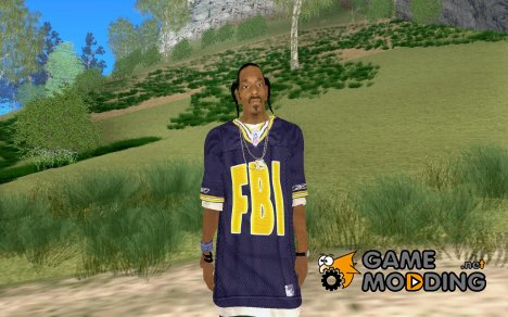 Snoop DoG в F.B.I. for GTA San Andreas