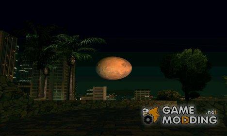 HD Mars for GTA San Andreas