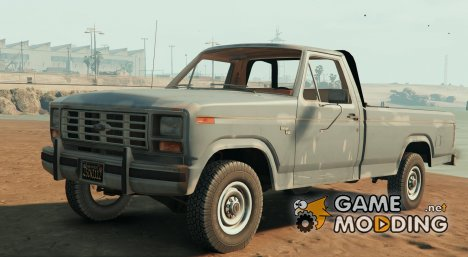1984 Ford F-150 BETA for GTA 5