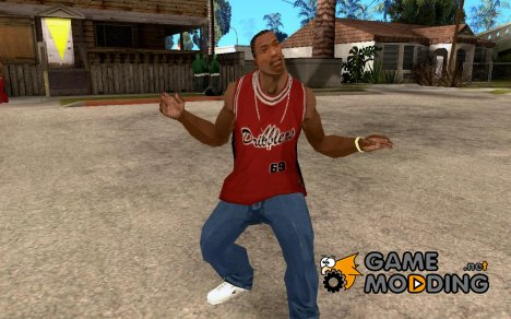 Animation MOD by xXx2o1o 1.0 for GTA San Andreas