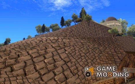 Каменная гора для GTA San Andreas