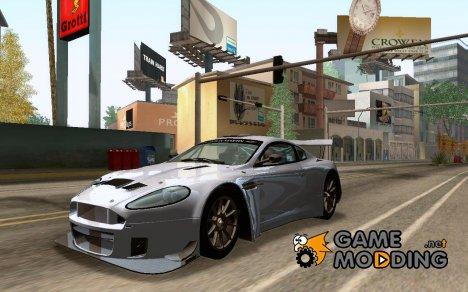Aston Martin Racing DBRS9 GT3 v1.0.5 DR для GTA San Andreas