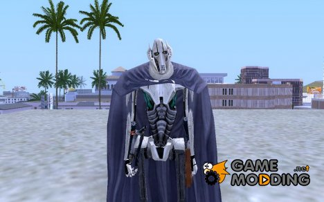 General Grievous for GTA San Andreas
