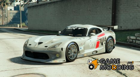 2013 SRT Viper GTS-R BETA for GTA 5