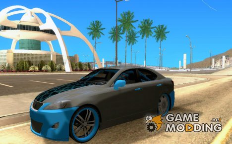 Lexus IS 350 Elite для GTA San Andreas