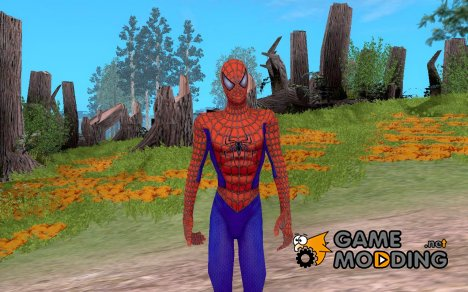 Spider-Man 2 for GTA San Andreas