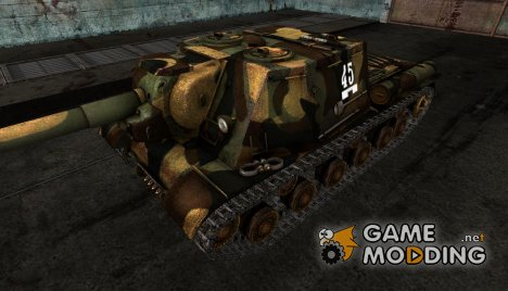 ИСУ-152 05 for World of Tanks