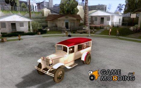 ГАЗ АА Скорая помощь for GTA San Andreas