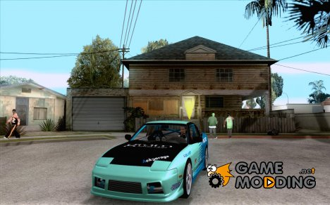 Nissan 200SX Falken Tire для GTA San Andreas