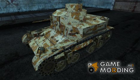 М2 lt akismet для World of Tanks