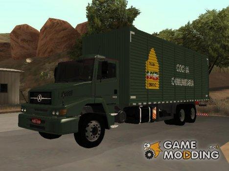 Mercedes-Benz Мексиканской армии for GTA San Andreas