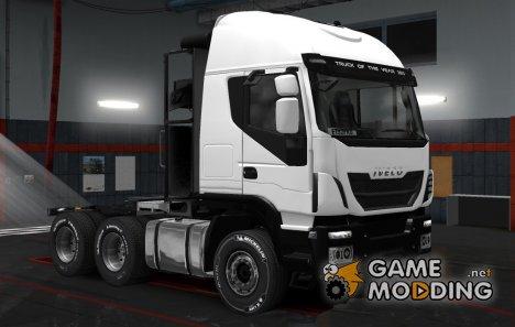 Iveco Trakker for Euro Truck Simulator 2