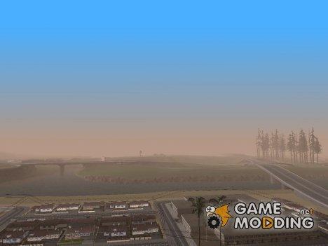 Новый Timecyc by mr.nfs для GTA San Andreas