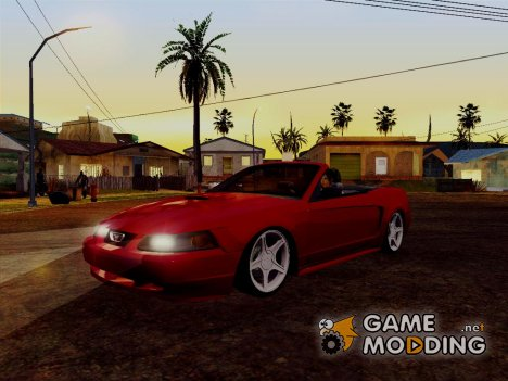 1999 Ford Mustang Cabrio for GTA San Andreas