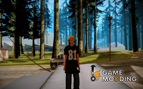 Kendl for GTA San Andreas