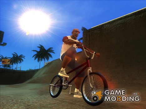 Пак велосипедов by Babayka for GTA San Andreas