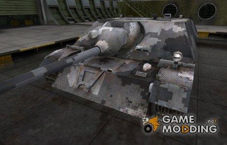 Камуфлированный скин для JagdPz IV для World of Tanks