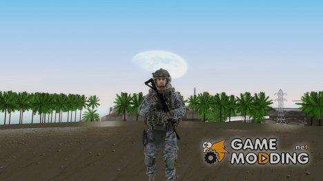 Рейнджер (CoD MW2) v2 для GTA San Andreas