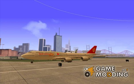 Boeing 747-8I Air China для GTA San Andreas