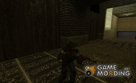 Resident Evil Hunk - the death for Counter-Strike 1.6